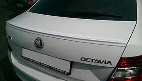 Спойлер Skoda Octavia A7 (2013+)