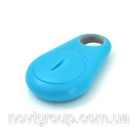 Портативна Bluetooth сигналізація - брелок FD-001, блакитна
