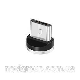 Накінечник PiPo на магнітний кабель круглий USB 2.0 / Micro