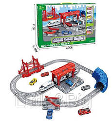Железная дорога high-speed track арт. 888-6
