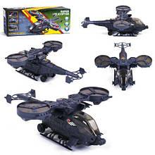 """Пластикова іграшка """"Супер вертоліт"""" 286-22"""