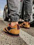 Кросівки чоловічі 18372, Reebok, коричневі, [ 41 42 43 44 45 46 ] р. 41-26,3 див., фото 4