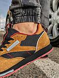 Кросівки чоловічі 18372, Reebok, коричневі, [ 41 42 43 44 45 46 ] р. 41-26,3 див., фото 7