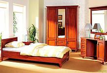 Модульная спальня Роксолана Люкс БМФ