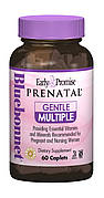 Легкие Витамины, Early Promise Prenatal, Bluebonnet Nutrition, 60 капсул
