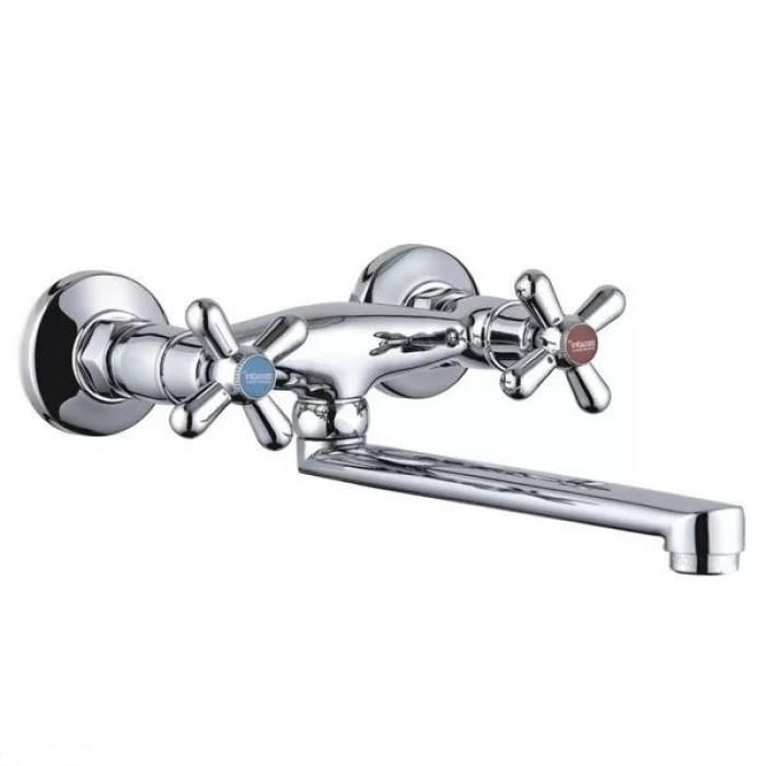 Змішувач для кухонного миття ZEGOR (TROYA) DTZ12-B827