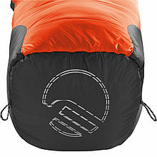 Спальный мешок Ferrino HL Mystic -10C Orange/Black Left (925736)