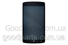 Дисплей с тачскрином и корпусом для телефона LG D820, D821 Nexus 5 Google (Оригинал) ACQ86661402