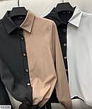 "Женская двухцветная блуза ""Nikita""  Норма, фото 7"