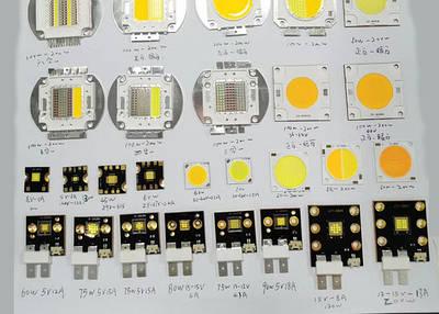 LED диоды 3w-150w
