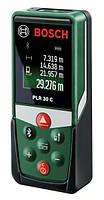 Лазерная рулетка BOSCH PLR 30 C дальномер 0603672120