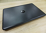 Ноутбук HP 255 Б\У+ (Чотири ядра) + SSD, фото 4