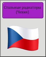 Чеські сталеві радіатори (Чехія)