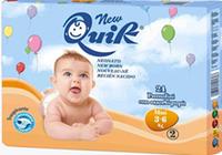 Підгузки Quik Mini Size 2 (3-6 kg)