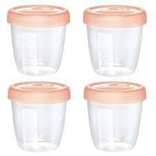 Контейнери для зберігання молока Nip 35606