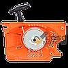Стартер плавный 4 зацепа GL 45/52