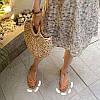 Летние сандалии женские туфли в римском стиле в сказочном стиле, французские туфли на плоской подошве в стиле