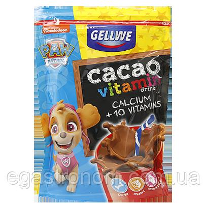 Какао Гельві вітамін Gellwe vitamin 150g 10шт/ящ (Код : 00-00005760)