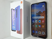 Xiaomi Redmi 8 3/32GB Black #1499ВР