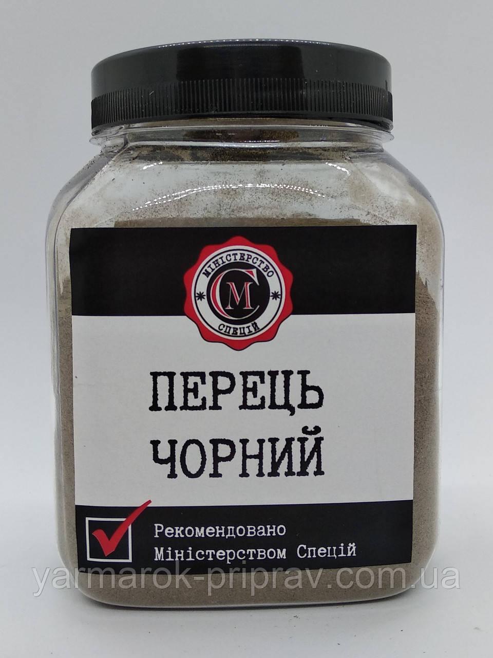 Перец черный молотый в/с, 190г