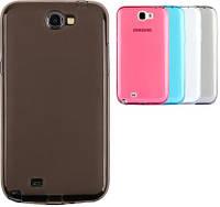 Силиконовый чехол для Samsung Galaxy Note 2 N7100
