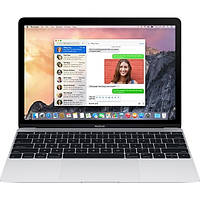"Apple MacBook 12"" Retina Silver (MF855)"