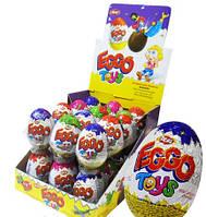 Шоколадное яйцо Эго Тоус Eggo Toys 25 гр.