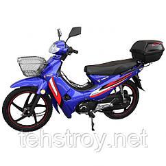 Мотоцикл SPARK SP110C-3C (черный, синий, красный, серый, бордо) + Доставка бесплатно
