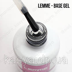 Базовий гель Lemme Base Gel Reinforced, 15 мл