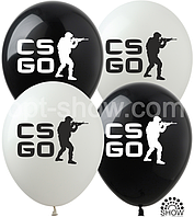Воздушные шары Counter Strike TM Show (100 штук)