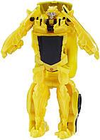 трансформер Бамблби в 1 шаг  Turbo Changer Bumblebee