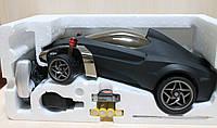 Машина на радио управлении, аккумулятор, резиновые колеса, амортизаторы в коробке 41-18-18,5 см