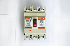 Автоматический выключатель ElectrO ВА77-1-250 3 полюси 160А  10In (8-12In) Icu 35кА  Ics 22кА 400В