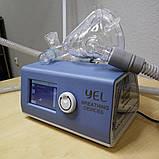 CPAP аппарат FORAS YEL сипап с увлажнителем, фото 2