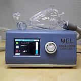 CPAP аппарат FORAS YEL сипап с увлажнителем, фото 3