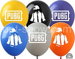 Воздушные шары PUBG TM Show (100 штук)