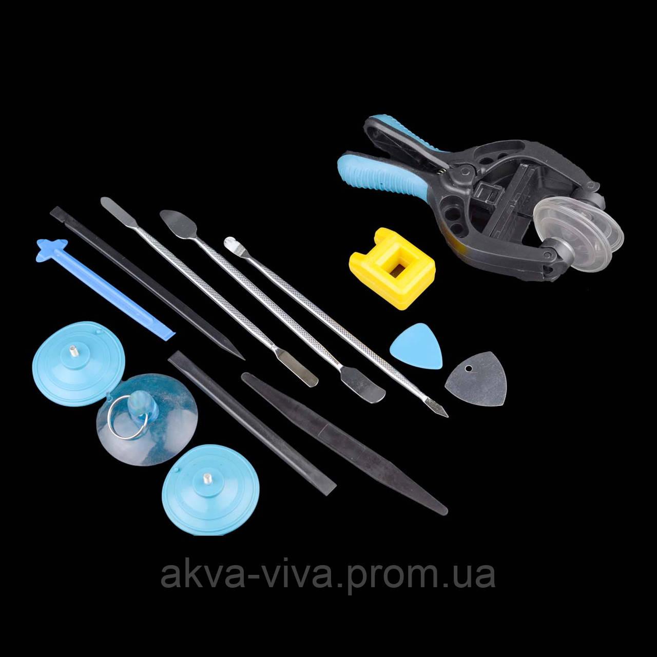 (15 в 1) Набор инструментов для ремонта мобильных телефонов НИ-1007-75