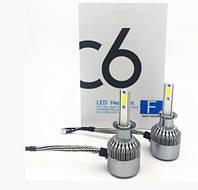 Комплект LED лампы C6 H1