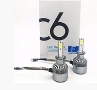 Комплект LED ламп C6 H4