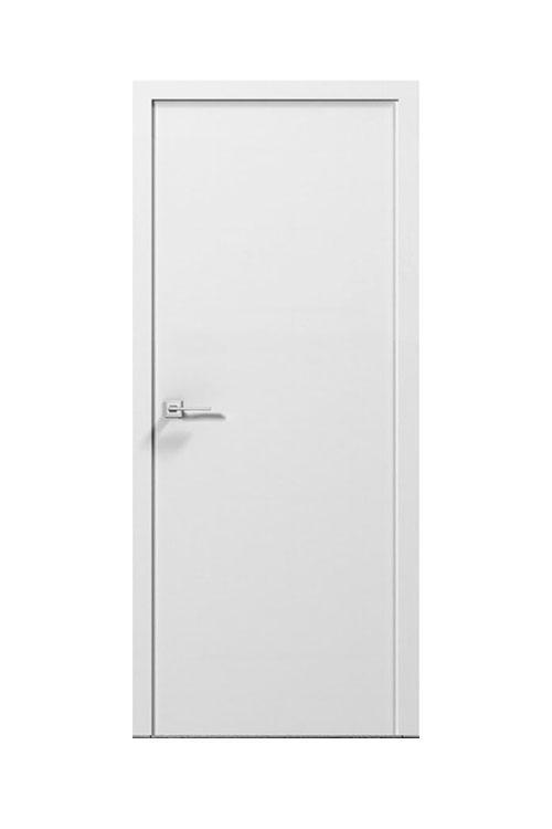 Міжкімнатні двері Rodos Гранд Paint-1 Біла фарбована (полотно)