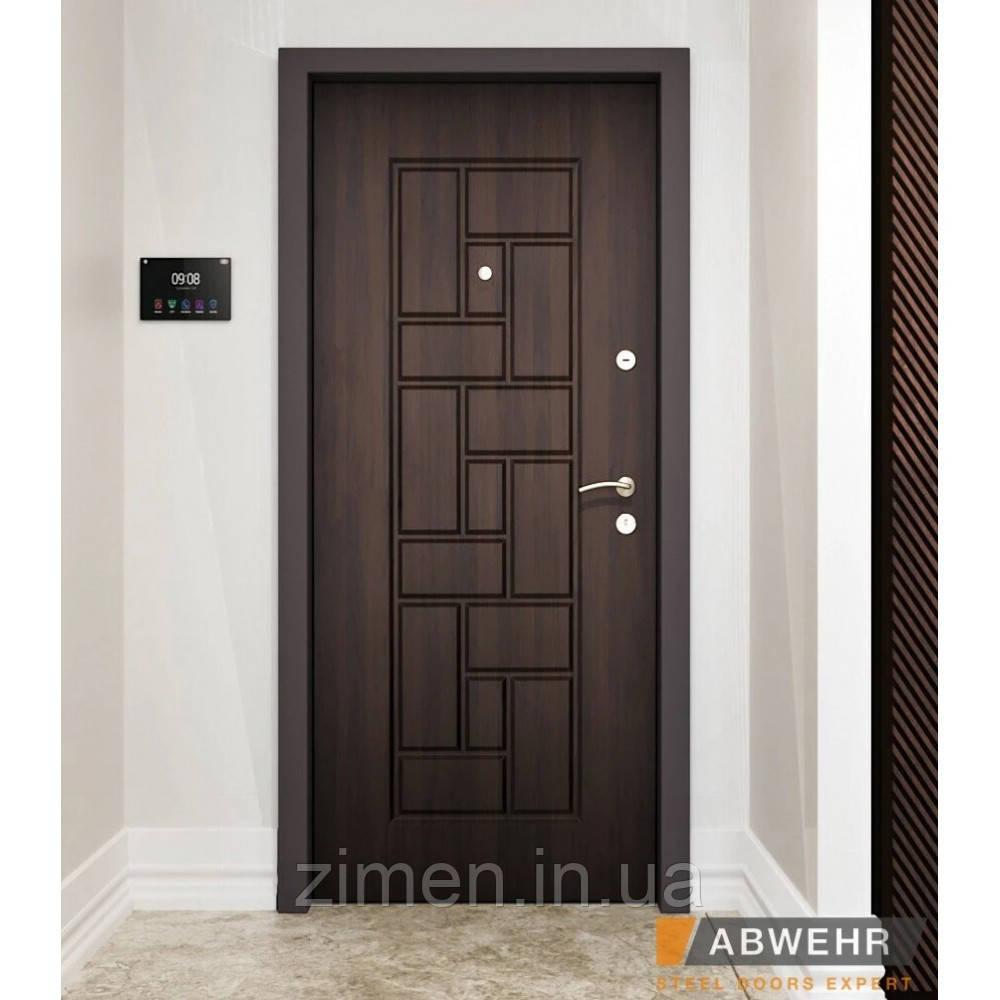 Входные двери модель Elma комплектация Nova