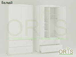 Шкаф ORIS Classik Maya (Белый)
