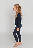 Детское термобелье Tervel  Черный 115-130 cм, фото 4