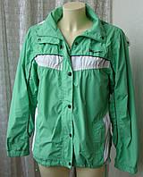 Куртка ветровка женская модная яркая бренд Wedge68 р.46 4553