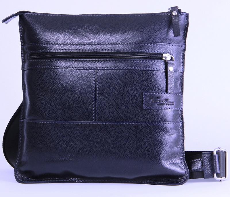 81d1329079f5 Мужская кожаная сумка на плечо Tom Stone 514BL синий — только ...