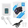 Бездротові сенсорні вакуумні навушники i33 5.0 з кейсом Bluetooth гарнітура для спорту Індикація заряду, фото 2