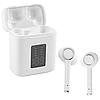 Бездротові сенсорні вакуумні навушники i33 5.0 з кейсом Bluetooth гарнітура для спорту Індикація заряду, фото 3