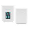 Бездротові сенсорні вакуумні навушники i33 5.0 з кейсом Bluetooth гарнітура для спорту Індикація заряду, фото 5
