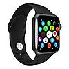 Фітнес браслет трекер Smart watch W26 Розумні спортивні смарт годинник термометр з голосовим викликом для, фото 4