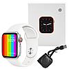 Фітнес браслет трекер Smart watch W26 Розумні спортивні смарт годинник термометр з голосовим викликом для, фото 6